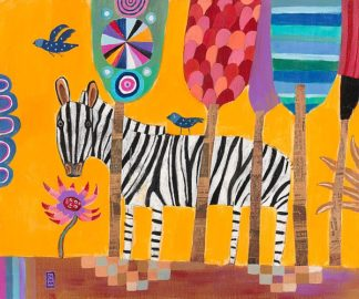 M1202D - Mather, Nathaniel - Zebra