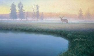 M1310D - Manocchia, Adriano - Yellowstone Mist