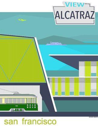 M1460D - Murphy, Michael - View Alcatraz