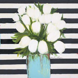 ML1136 - Lyons, Melissa - White Tulips