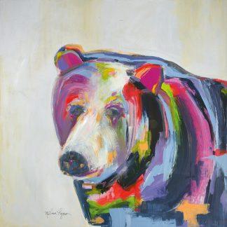 ML1282 - Lyons, Melissa - Grizzly Bear