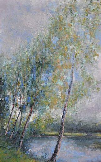 N276D - Nivert, Clement - Poetry on Riverbank