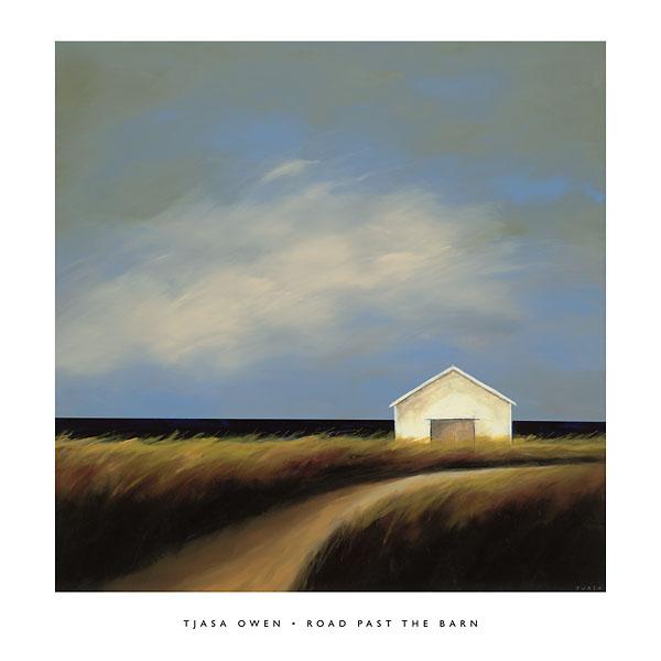 O109 - Owen, Tjasa - Road Past the Barn