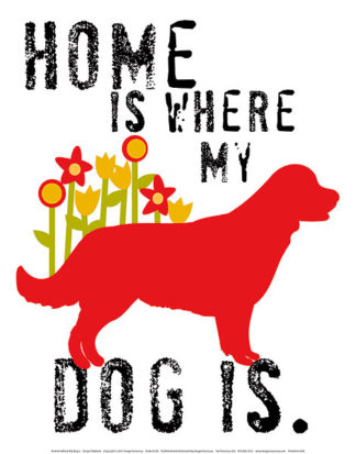 O126 - Oliphant, Ginger - Home Is Where My Dog Is