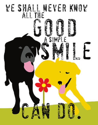 O131D - Oliphant, Ginger - The Good a Simple Smile Can Do