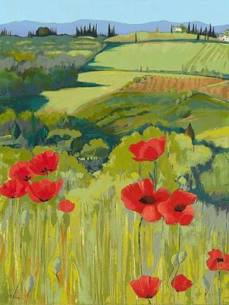 P1003D - Parsons, Jane Henry - Field of Poppies