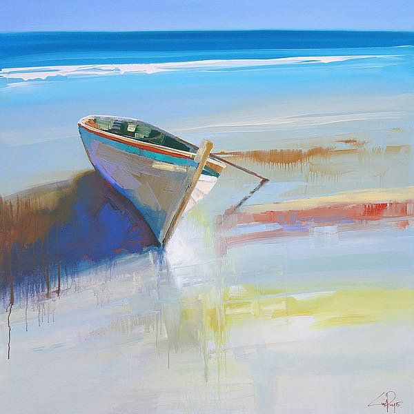P1046D - Penny, Craig Trewin - Low Tide 2