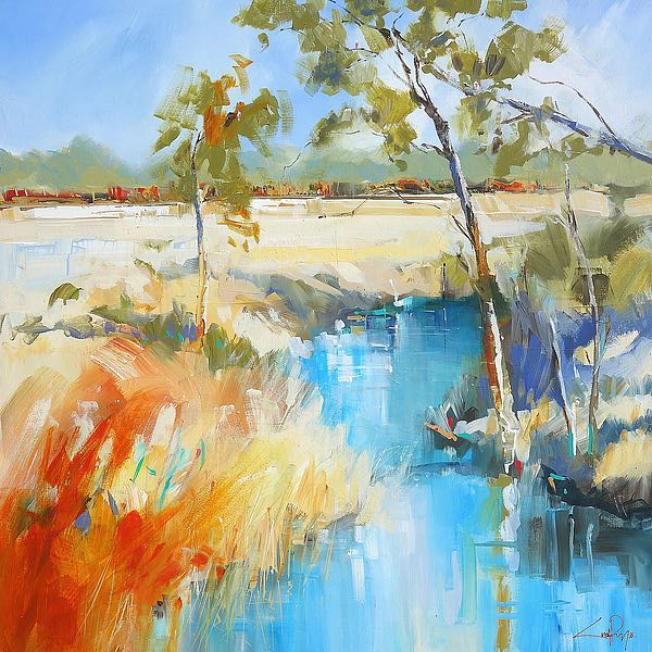 P1052D - Penny, Craig Trewin - Summer Water 2
