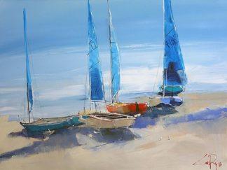 P1115D - Penny, Craig Trewin - Before The Sail