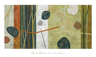P521 - Porter, Glenys - Sticks and Stones III