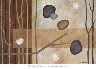 P609 - Porter, Glenys - Sticks and Stones IV