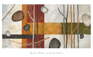 P627 - Porter, Glenys - Sticks and Stones IX