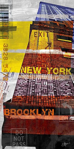 P801D - Pfrommer, Sven - New York Sky III