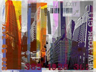 P802D - Pfrommer, Sven - New York Sky Urban
