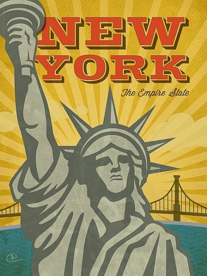 P805D - Pulve, Renee - New York – The Empire State