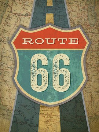 P806D - Pulve, Renee - Route 66