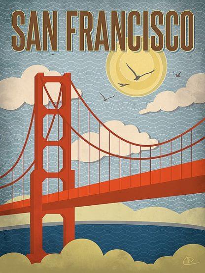 P807D - Pulve, Renee - San Francisco – Golden Gate Bridge