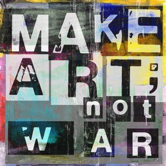 P820D - Pfrommer, Sven - Make Art, Not War