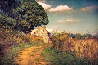 R1058D - Rivera, John - Webb Farm House