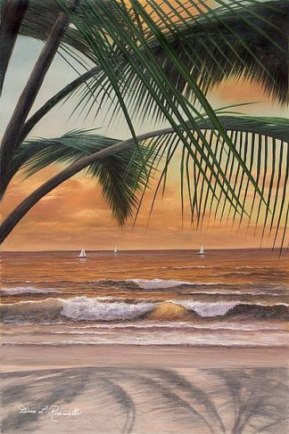 R1125D - Romanello, Diane - Paradiso Sunset