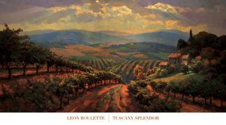 R561 - Roulette, Leon - Tuscany Splendor