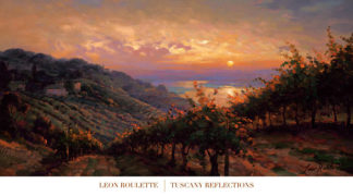 R562 - Roulette, Leon - Tuscany Reflections