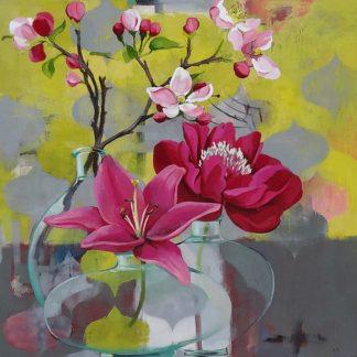 R739D - Rasmusson, Jennifer - Apple Blossom Trio