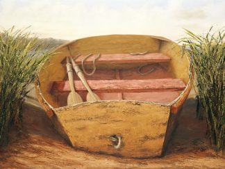 S1055D - Soderlund, Karl - Beached Dinghy