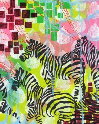 S1266D - Swift, Jessica - Mind Reading Zebras