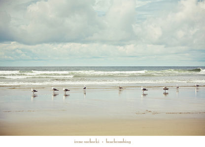 S1285 - Suchocki, Irene - Beachcombing