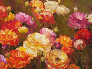 S1314D - Styles, Emma - Ranunculus Garden