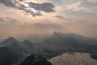 S1335D - Silver, Richard - Sugar Loaf, Rio de Janeiro, Brazil
