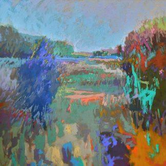 S1356D - Schmidt, Jane - Color Field 45