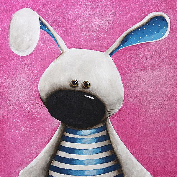 S1386D - Stewart, Lucia - The Blue Bunny