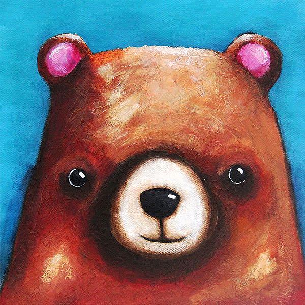 S1387D - Stewart, Lucia - The Brown Bear