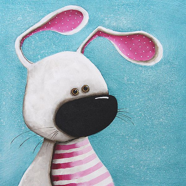 S1389D - Stewart, Lucia - The Pink Bunny