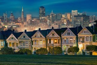 S1483D - Sie, Lee - Painted Ladies
