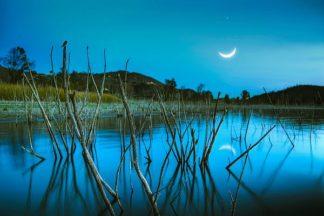 S1487D - Sie, Lee - The Blue Lake