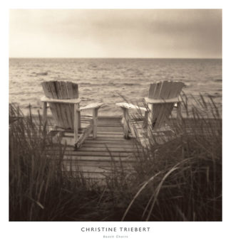 T277 - Triebert, Christine - Beach Chairs