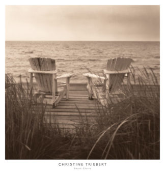 T299 - Triebert, Christine - Beach Chairs