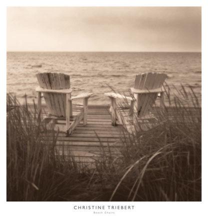 T299 - Triebert, Christine - Beach Chairs