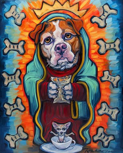 T592D - Townsend, Connie R. - Our Lady of Perpetual Dog Biscuits