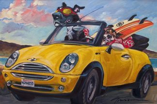 T595D - Townsend, Connie R. - Sunup Surfdogs