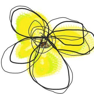 W548D - Weiss, Jan - Yellow Petals Two