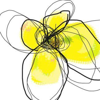 W549D - Weiss, Jan - Yellow Petals Three