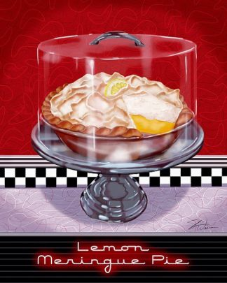 W703D - Warren, Shari - Lemon Meringue Pie