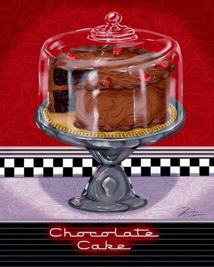 W705D - Warren, Shari - Chocolate Cake