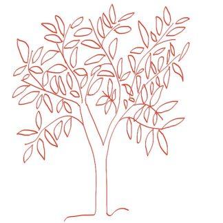 W714D - Weiss, Jan - A Tangerine Tree