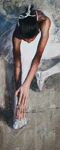 W769D - Wilson, Richard - Stretching Ballerina