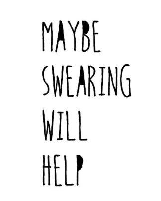 W838D - Weiss, Jan - Swearing Helps